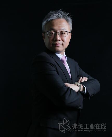 台达-中达电通股份有限公司机电事业部总经理 陈敏仁