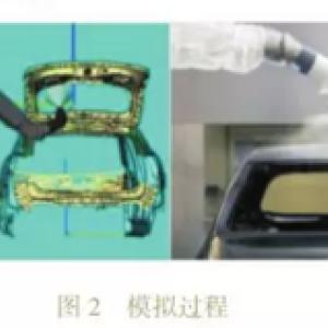 浅谈涂装喷涂机器人工艺调试过程