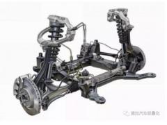 汽车底盘弹簧材料轻量化