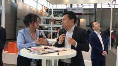 LogiMAT 2019:访海康机器人欧洲销售经理骆康先生