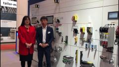 LogiMAT 2019:访Lenze产品业务拓展部总监(汽车与物流行业)周军晖先生