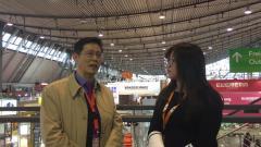 LogiMAT 2019:访中国机械工程学会副理事长兼秘书长陆大明先生