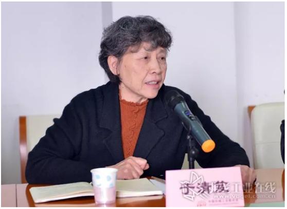 中国机械工业联合会执行副会长于清笈