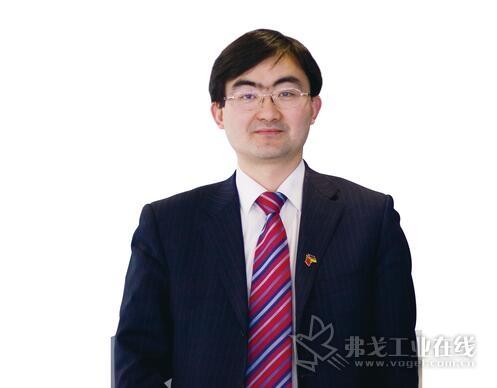 菲尼克斯电气中国公司总裁 顾建党