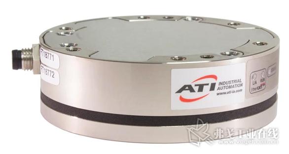 Axia80低成本力/力据传感器