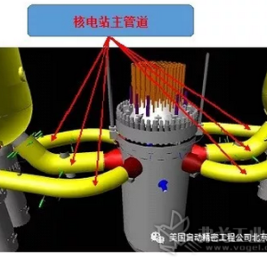 API激光跟踪仪在核电站主管道检测领域的应用
