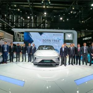 2019日内瓦车展|北汽高端品牌ARCFOX全球首发,这是成功的第一步