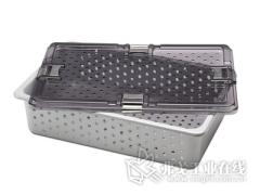 索尔维Radel PPSU材料代替铝用于大规格外科手术器械消毒托盘