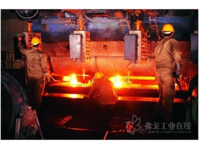 JAURE&KOP-FLEX混合型联轴器在欧洲钢厂的应用