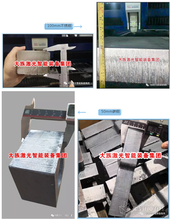 不锈钢切割厚度提升至100mm, 切割效率与设备可靠性提升20%以上