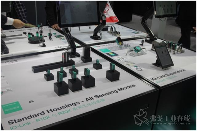 IO-Link—R10X与R20X 系列光电传感器