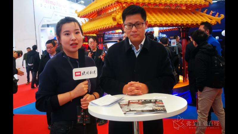 上海市模具技术协会副理事长叶洎沅先生对TCT3D打印展评价