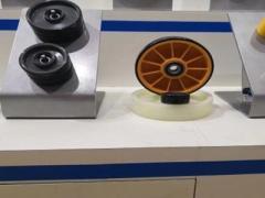 聚氨酯轮、注塑轮、橡胶轮