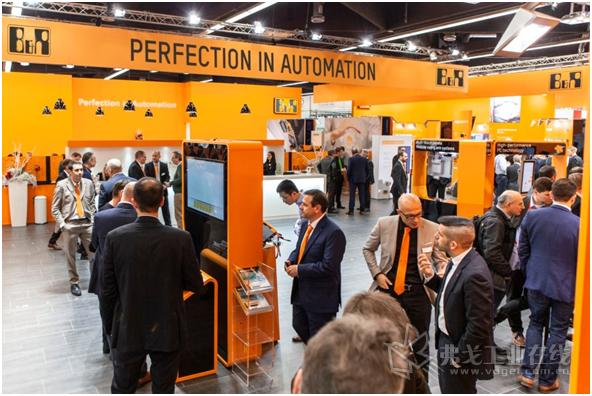 在汉诺威工业博览会上,贝加莱将展示如何轻松实现高效、优质、小批量、多批次生产。