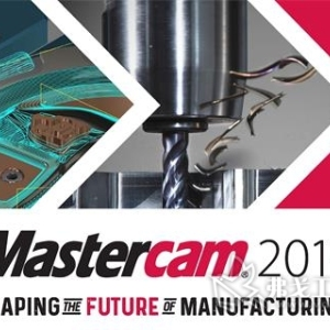 CNC Software:Mastercam 2019