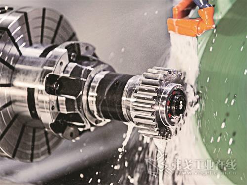 图1  Hainbuch公司Mando G211标准型装夹心轴适用于对齿轮部件的装夹