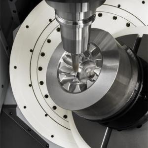 利用倾斜旋转工作台进行五轴数控加工