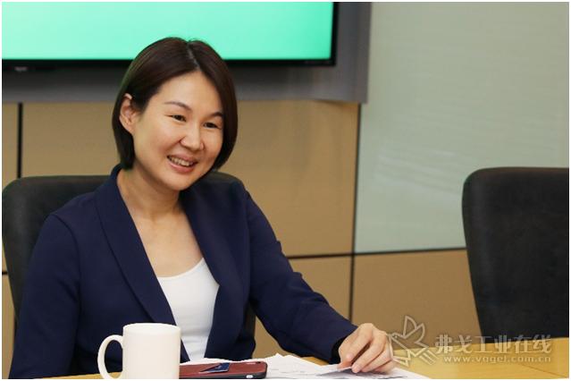 陈蔚蔚, 施耐德电气服务业务中国区负责人