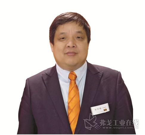 贝加莱工业自动化(中国)有限公司市场经理 宋华振