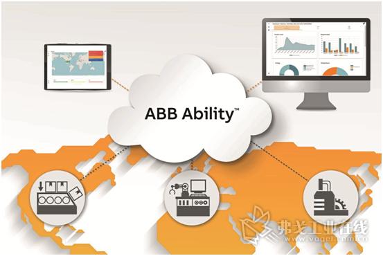 图4 B&R的云应用资产性能监控器全天候采集机器数据、做好处理并清晰展示