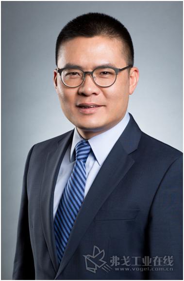 PTC全球资深副总裁兼大中华区总裁 刘强先生