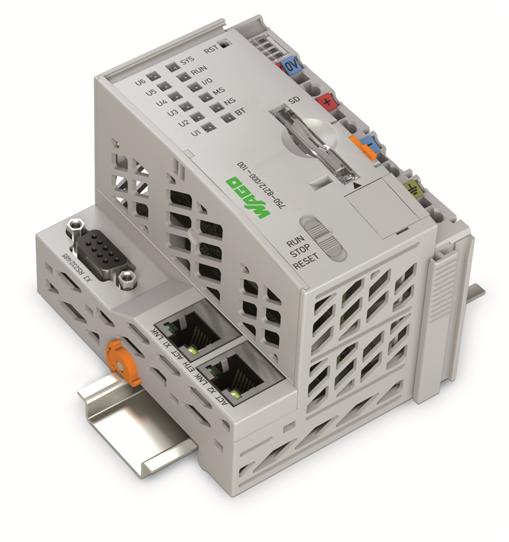 新型BACnet/IP控制器