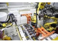 激光焊接在汽车车身制造中的应用