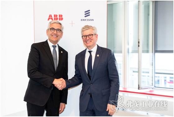 ABB与爱立信公司签署谅解备忘录