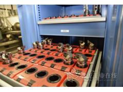 安东尼加工厂与肯纳金属携手,共同缩减机床设置时间