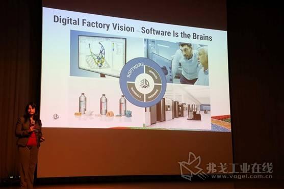 3D Systems软件事业部总经理Radhika Krishnan分析软件在数字化工厂中的地位