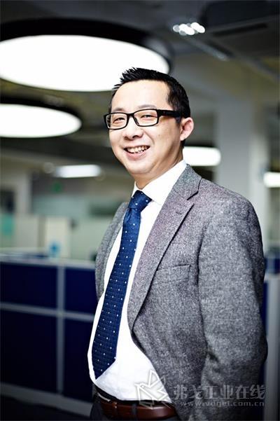 蔡司中国工业质量解决方案副总裁平颉先生