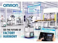 欧姆龙亮相汉诺威工业展丨德国总理亲临现场,携手共建未来制造业