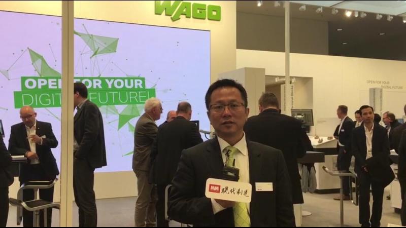 万可销售及市场总经理 刘楠先生