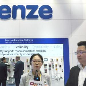 Lenze国际业务开发部总监李维刚先生