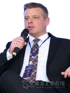 DMG MORI中国首席运营官兼总裁弗兰克•比尔曼博士