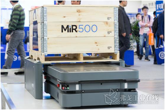 MiR500自主移动机器人