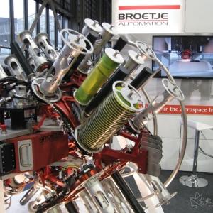 Broetje推出新的自动纤维铺放头
