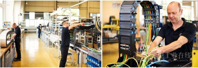 从工程设计到给客户安装的电源链一体化服务