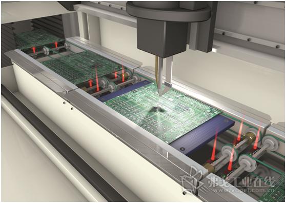 图 1 O200系列的反射式光电传感器具有抑制背景光的功能,即使是在非常强的环境光情况下也可以毫无问题的探测120mm距离内的物体