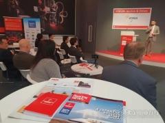 【快讯】雷勃轴承经理在德国汉诺威国际工业博览会发表演讲