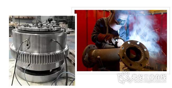 JHC-HF高摩擦液压紧型联轴器