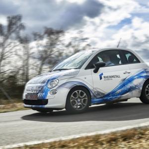 【2019上海车展前瞻】莱茵金属汽车为电动汽车提供解决方案