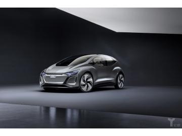 奥迪城市出行概念车AI-ME全球首发,基于MEB平台可实现L4级自动驾驶
