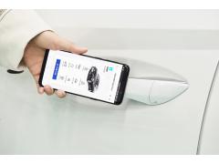 现代利用TAP平台保护数字密钥安全 数字密钥还可实现汽车共享等功能
