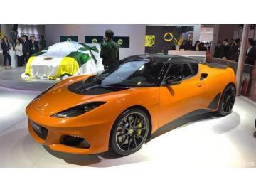 2019上海车展:路特斯Evora售97.2万元
