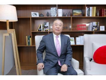 刘振国:对一汽丰田 车市寒冬是经历也是财富