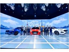 福特品牌携四款中国首发新车登陆2019上海车展