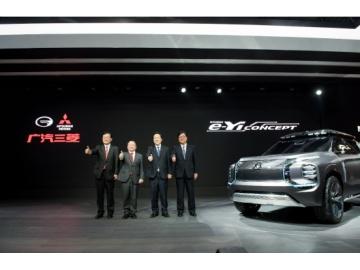 """三菱汽车重磅出击上海车展,面向2023年打造""""新速度"""""""