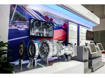 伊顿康明斯自动变速箱技术公司为中国商用车市场引进全新EndurantTM自动变速箱