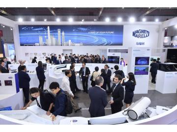 马瑞利携先进人机界面、智能照明等超强产品阵容亮相2019上海车展